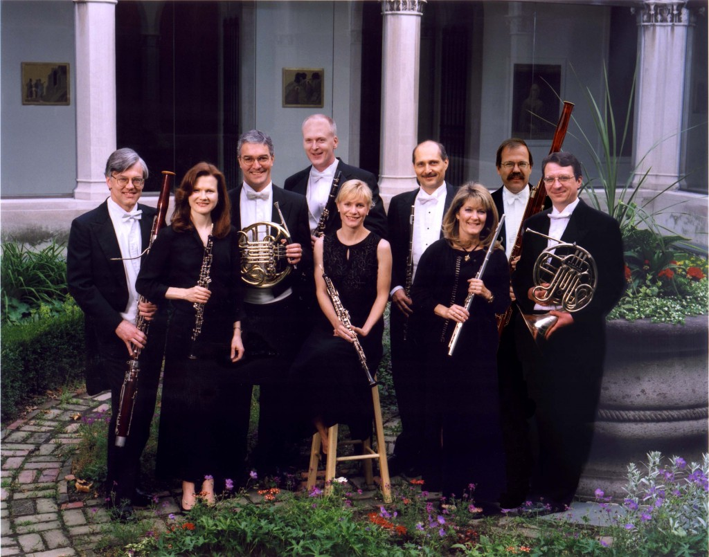 Renaissance City Winds nonet