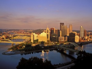 "Pittsburgh reborn - aka ""The Renaissance City"""